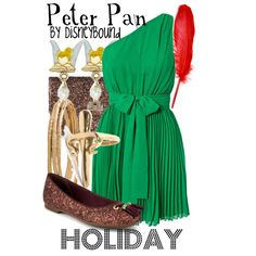 Perfect for my Peter Pan 30th Birthday Party!