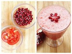 Milkshake, Fruit Salad, Natural Remedies, Smoothies, Health Fitness, Food And Drink, Cooking Recipes, Pudding, Breakfast