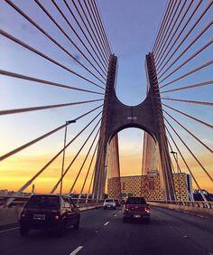 Ponte Governador Orestes Quércia by @lccleiton #saopaulocity #ponteorestesquercia