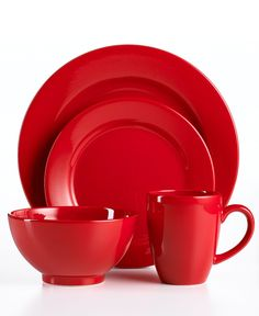 bright happy dinnerware