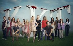 Scream Queens is a horror-comedy starring Emma Roberts, Lea Michele, and a ton…