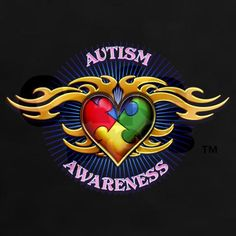 Nice T-shirt to promote Autism Awareness