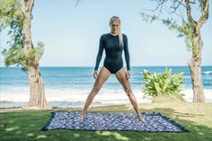 7 GIFs for a Better Beach Body With Pro Surfer Stephanie Gilmore