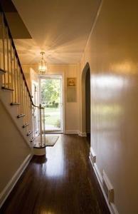 Repair scratches from hardwood floor