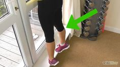 Bildtitel Make Calves Smaller Step 8