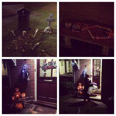 Mas momentos del #trickortreat de este año. #halloween. Recordad q en el canal OCIOEDUCATIVO tenéis los vídeos de años anteriores.