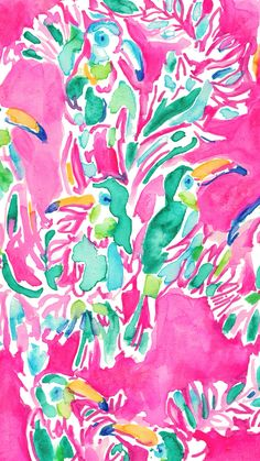 Toucan Can - Lilly Pulitzer