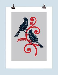 See all the newest prints by New Zealand artists. Latest publications from NZ art publishers through to limited edition fine art prints. Shop the wide range available now at NZ's art print specialists since Art Prints, Animal Templates, Maori Art, Screen Printing, Art, Art Journal, Print Inspiration, Celtic Designs, Nz Art