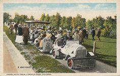 The Daily Postcard: The Fadgl Auto Train