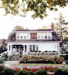 "oldfarmhouse: "" ""And the prettiest of them all Minneapolis House http://instagram.com/patticakewagner """