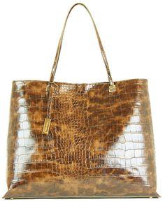 Crazy for Style - Shopper Bag, Tote Bag, Designer Totes, Ivanka Trump, Go Shopping, Handbag Accessories, Fashion Bags, Handbags, Satchels