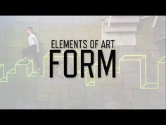 Study up on the different ways visual artists create Form. Through the eye-fooling genre of Trompe L& we look at techniques artists use to transform shapes into forms. Check out the entire collection of KQED Art School videos! Elements And Principles, Elements Of Art, High School Art, Middle School Art, New York Times, Art Basics, Art Worksheets, Art Curriculum, School Art Projects