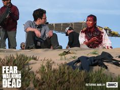 'Fear The Walking Dead' Season 2: No Family Reunions For Clarks And Manawas? - http://www.movienewsguide.com/fear-walking-dead-season-2-spoilers/240264