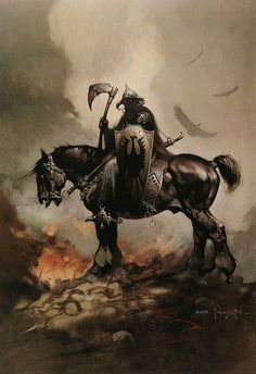 Obituary for Frank Frazetta, 82, celebrated comic artist and illustrator