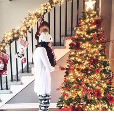on Insta Web Viewer Days Till Christmas, Christmas Music, Christmas Movies, Happy Thursday, View Photos, Christmas Decorations, Stairs, Posts, Watch