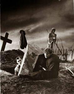 Frankenstein, 1931 by James Whale (B+)