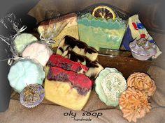 χειροποίητα σαπούνια handmade soap