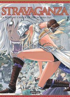 Stravaganza - la Reine au Casque de Fer est un manga seinen crée en 2012 par…