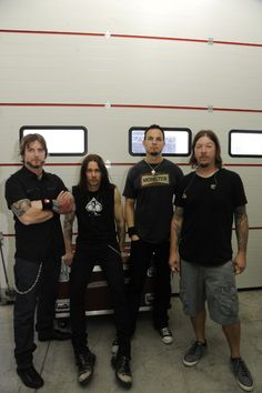 Alter Bridge @ Sonisphere, Italy!