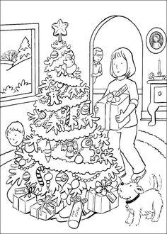 ภาพชุดฝึกระบายสีวันคริสต์มาส christmas การ์ตูนซานตาครอส