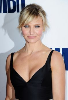Pin for Later: The Most Surprising Celebrity Sex Confessions Cameron Diaz Short Hair Styles For Round Faces, Hairstyles For Round Faces, Long Hair Styles, Short Hairstyles, Cameron Dias, Cameron Diaz Now, Cameron Diaz Style, Princess Fiona, San Diego