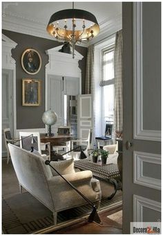 Modern Day Classic Interior Living Trend - Deniot rerepinned   http://www.decoradvisor.net/decoration-ideas/modern-day-classic-interior-living-trend/
