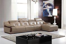 Sofa da mã D92