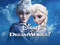 Most animated movies come from Disney/Pixar or DreamWorks. Do you know the difference?