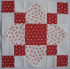Quatrefoil - MSQC has a video for an easy pattern