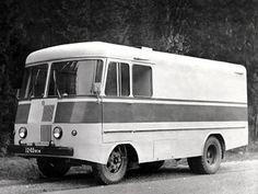 OG | 1967 TARZ ТА-18 / ТАРЗ ТА-18 | Prototype