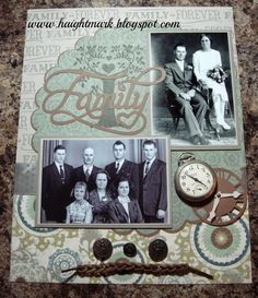 HaightMark Scrapbooking!: September Stamp of the Month Blog Hop