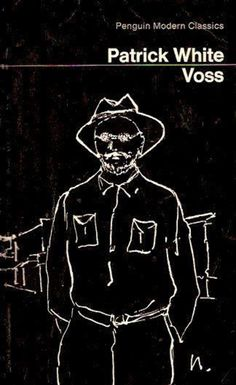 Click to read more about Covers: Voss by Patrick White.  LibraryThing is a cataloging and social networking site for booklovers