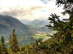 Auf den brennenden Berg: Hinauf zum Osterfeuerspitz im Estergebirge