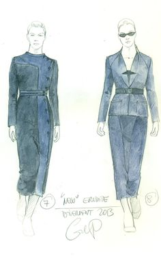 #Erudite costume inspiration for the #Divergent movie - is this how you pictured them?