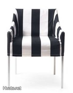 Slip cover for Ystävä chair by Valanti /   Ystävä-tuolin irtopäällinen