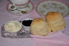 Devonshire Tea @ Moments & Memories Tea Room. 34 Camp Street, Beechworth, Vitoria, 3747. Phone 03 57282273  https://www.facebook.com/pages/Moments-Memories-Tea-Room/260063697347323?ref=hl