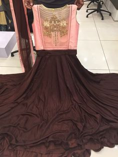 Order contact my whatsapp number 7874133176 Indian Evening Gown, Evening Gowns, Indian Dresses, Indian Outfits, Dresses Dresses, Long Dresses, Boutique Dresses, A Boutique, Indian Skirt And Top