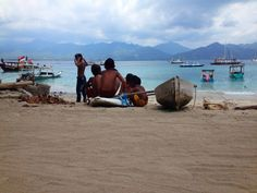 Indonesiens Jamaica: Gili Air   FERNDRIFT