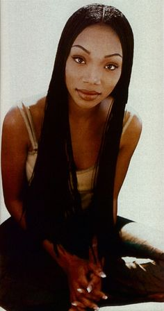 90s flashback -- when I was 10 (circa Cinderella musical on ABC?) , I thought Brandy was just about the prettiest girl in the world.