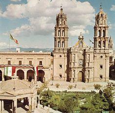 San Luis Potosi, Mexico