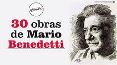 DESCARGA GRATIS 30 OBRAS DE MARIO BENEDETTI ~ Ortografía & Literatura