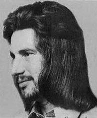 c. 1970s : Vintage Men's Bad Hair