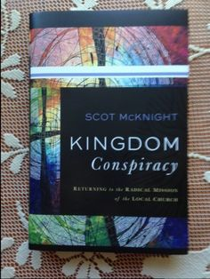Yes, Kingdom Conspiracy Arrives