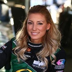 NHRA Top Fuel driver Leah Pritchett                                                                                                                                                     More