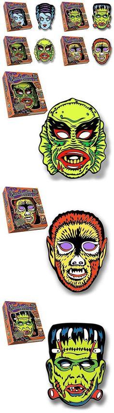 Other Monster Toys 19196: Universal Monsters Enamel Pin Set Ben Cooper Frankenstein Halloween Horror -> BUY IT NOW ONLY: $39.99 on eBay!