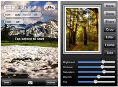 Pro HDR has been updated with faster rendering amongst other great features, check it out ...