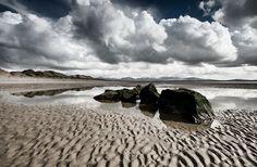 'Shadowed By Giants' - Abermenai, Anglesey  Kristofer Williams