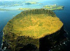 As crateras vulcânicas mais incríveis do nosso planeta