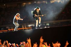 ACDC Concert, Subiaco Oval, Perth