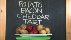 Prince Edward Island Potato Bacon Cheddar Tart This special occasion treat features a classic trio of flavours: potatoes, bacon and cheddar. It's my favourite way to show off the earthy ... Read More